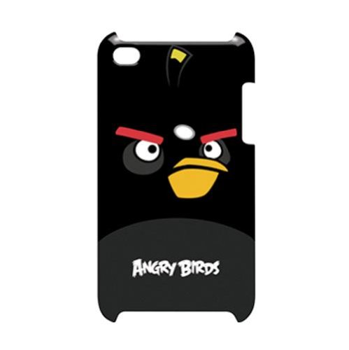 Gear4 Angry Birds Case for iPod Touch (Black Bird)