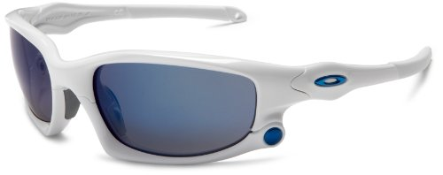 OAKLEY Split Jacket Sunglasses Polished White