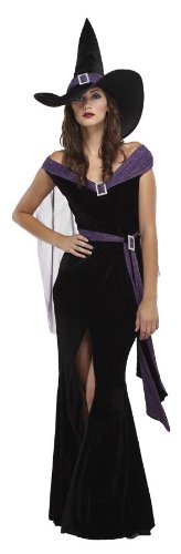 Elegant Witch Adult Costume