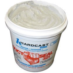 hardcast-304156-1-gallon-duct-seal-321-water-based-duct-sealant-by-hardcast