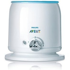 Avent® 550 Scf255/33 Electric Bottle & Baby Food Warmer