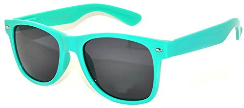 Low Cost 80s Style Sunglasses - Huge Choice of Colors