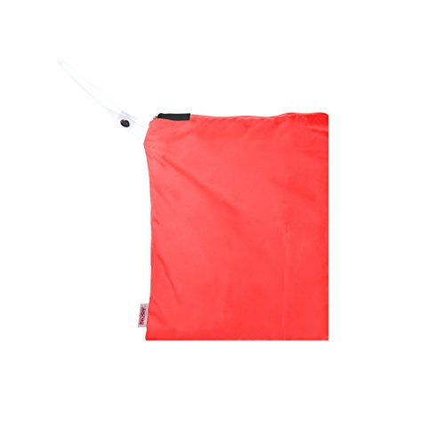 NUBY Washable Wet Bag, Red