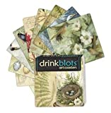 Studio M Drinkblots Art Coasters Sanctuary DrinkBlots Art Coasters