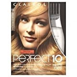 THREE PACKS of Clairol Nice N Easy Perfect 10 Medium Golden Blonde 8g