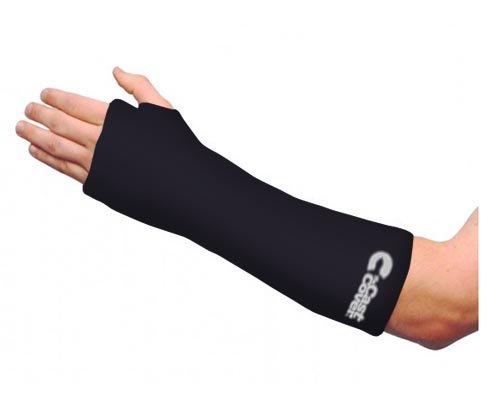 Arm Cast Cover - Short - Black (Adult L/XL) (Short Arm Cast Cover compare prices)