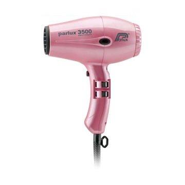 Parlux 3500 Hairdryer Pink - Super Compact Hair Dryer Edition - Newest Version