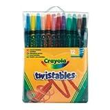Crayola 12 Twistables Crayons