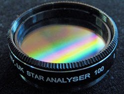 Rspec Star Analyser 100 Astronomical Diffraction Grating, Sa-100