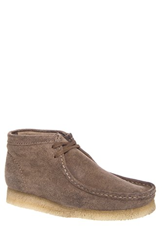Men's Clarks Leather Lace-up Wallabee Chukka