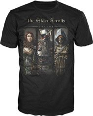 The Elder Scroll Online T-Shirt (Adult Large)