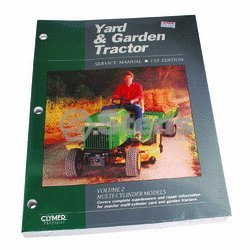 Service Manual Compact Tractor Multi-Cylinder
