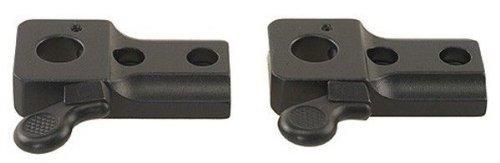Leupold & Stevens Quick Release Browning Bar 2-Piece Base - Matte