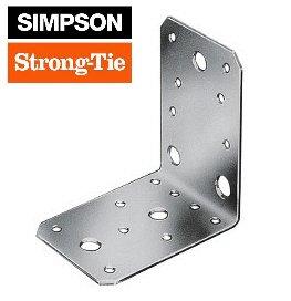 Simpson AB Winkelverbinder ohne Rippe 70 x 70 x 55 AB70
