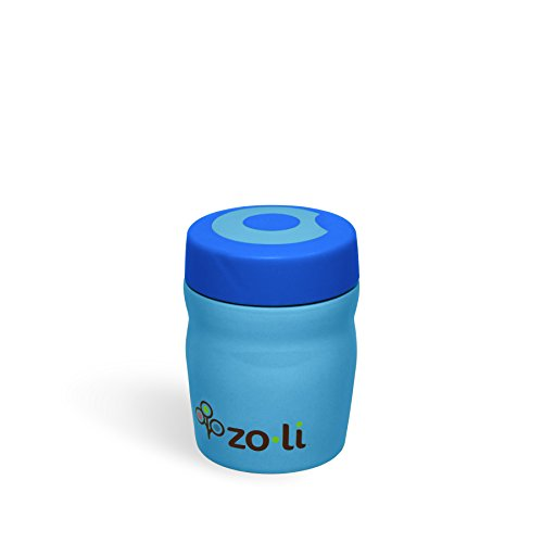 ZoLi DINE Vacuum Insulated Food Jar - Blue