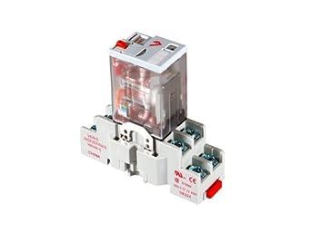 Veris CKIT-VMD2B-F24A DPDT Relay and Standard Socket Kit