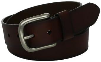 (大降)李维斯 Levi's Mens Leather Bridle Cut Belt 男士真皮休闲皮带两色$15.68