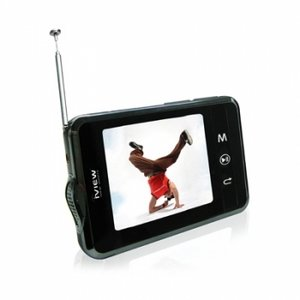 iVIEW-350PTV 3.5-Inch Portable Digital LCD TV