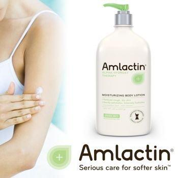 AmLactin AmLactin 12 % Moisturizing Lotion - 500 g / 20 oz