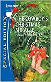 img - for The Cowboy's Christmas Miracle book / textbook / text book