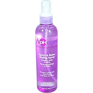 APHOGEE Spritz & Shine Styling Spray 8oz/237ml
