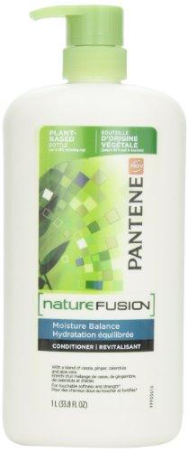 Pantene Pro-V Nature Fusion Moisture Balance Conditioner 33.8 Fl Oz (Pantene Nature Fusion Conditioner compare prices)