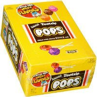 Tootsie Pops-Variety Pack, 100 Pops