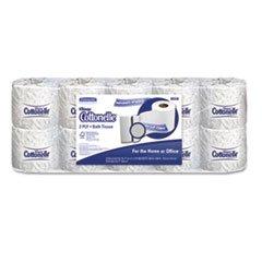 Kimberly-Clark Professional* Kleenex Cottonelle Two-Ply Bathroom Tissue - Kleenex Cottonelle Two-Ply Bathroom Tissue, 506 Sheets/Roll, 10 Rolls/Pack front-1034776