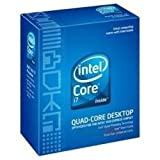 Intel i7-860 Quad Core Processor - 2.80 GHz, 8MB Cache, 2.5 GT/sec, Socket 1156, 45 nm, 3 Year Warranty, Retail Boxedby Intel