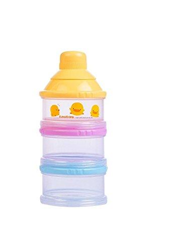 Piyo Piyo Non-Spill Baby Milk Powder Dispenser / Storage Container - 1