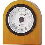 エンペックス気象計 ベルモント温・湿度計 TM-682