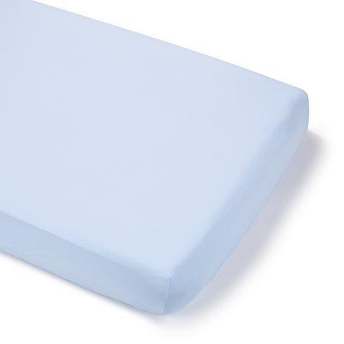 Summer Infant Full Size Crib Sheet, Blue
