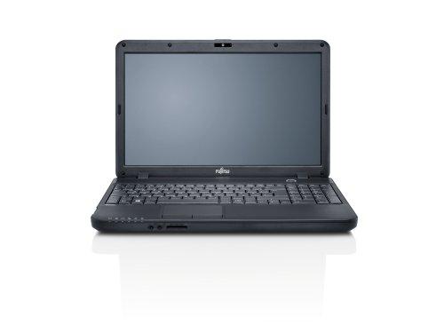 Fujitsu Lifebook AH502 15.6-inch Laptop (Black) - (Intel Pentium 2.40GHz Processor, 4GB RAM,, 500GB HDD, DVDRW SM, Windows 8)
