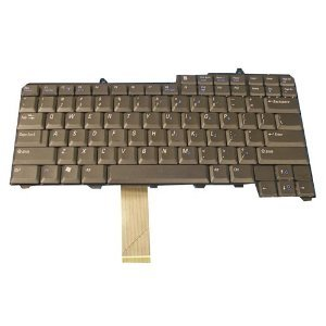 Dell Laptop Keyboard For Inspirion 630M, 640M, 6400, 9400, E1405, E1505, E1705, Xps M140, Xps M1710.
