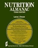 Nutrition Almanac, Third Edition