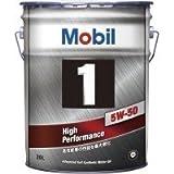 モービル1 5W-50 SN A3/B3,A3/B4 化学合成油 20L