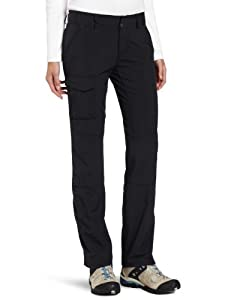 Columbia Damen Hose Silver Ridge Pants, Black, 4, AL8003