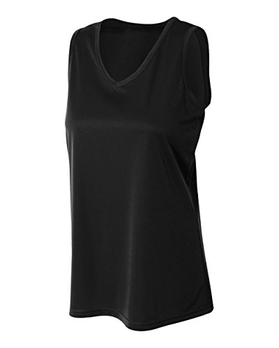 YogaColors Women's Performance Fitness Workout V-Neck Tank Top With UPF 30
