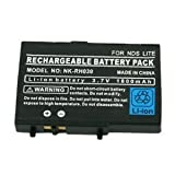 Rechargeable 3.7V Li-Ion Battery Pack for Nintendo DS Lite