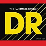 DR Handmade 6-String Long Neck Taper Core Stainless Steel Bass Strings - Gauge