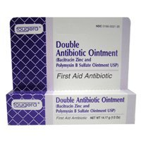 Bacitracin Zinc And Polymyxin B Sulfate Ointment 1/2 Oz ( Double Antibiotic Ointment ) at Sears.com