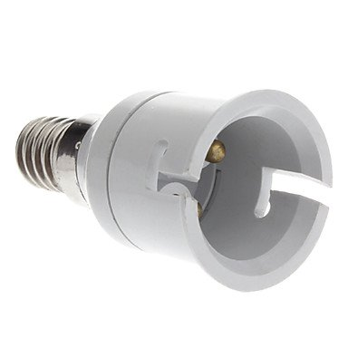 Luo E14 To B22 Led Bulbs Socket Adapter