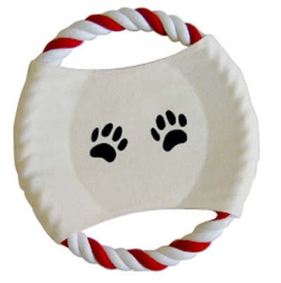 Frisbee Rope Tug for Dogs
