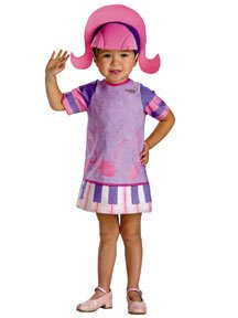 Buy Doodlebops Deedee Costume: Toddler's Size 2T