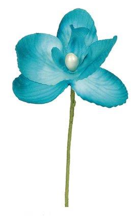 Discount Mariage - Orchidée par 6 Turquoise