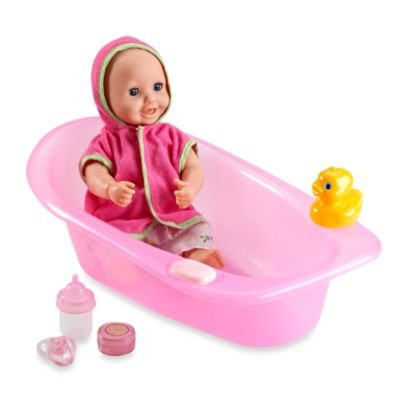 International Playthings Kidoozie Baby Bathtime - 1