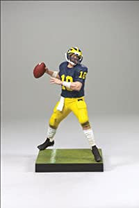 McFarlane Tom Brady Michigan Wolverines Series 1  Wave 1 Action Figure by Unknown