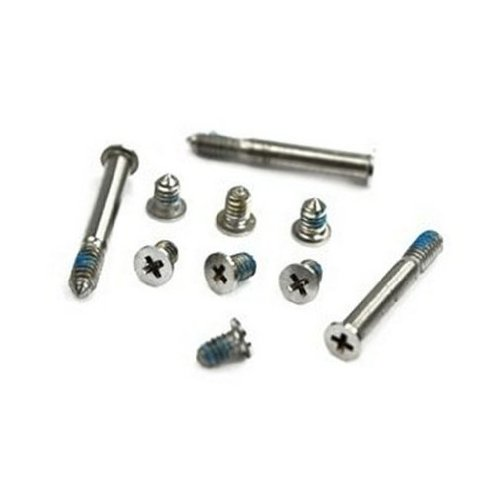 Generic Repair Replacement Screws For Unibody Apple Macbook (Pack Of 10Pcs)