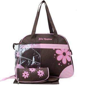 Bolso/Bolsa Maternal Color Marrón bolsa de biberón colchoneta para Bebé marca surepromise - BebeHogar.com