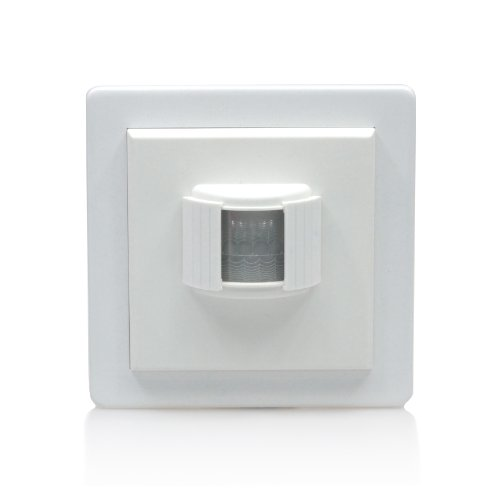 LightwaveRF PIR Motion Detector (wire-free - battery operated) White